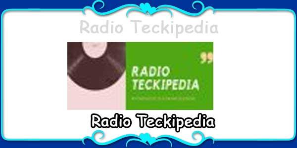 Radio Teckipedia
