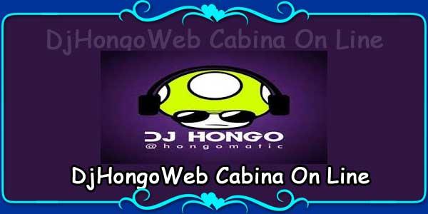 DjHongoWeb Cabina On Line