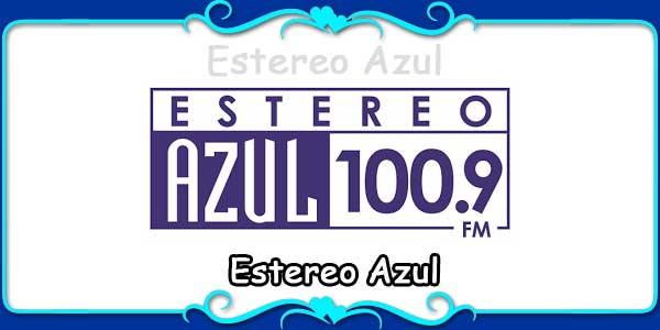 Estereo Azul 100.9