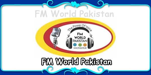 FM World Pakistan
