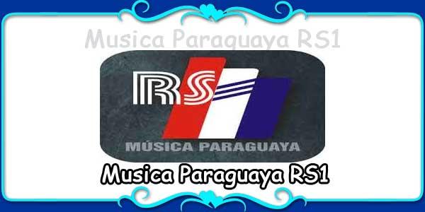 Musica Paraguaya RS1