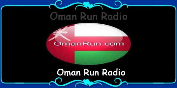 Oman Run Radio