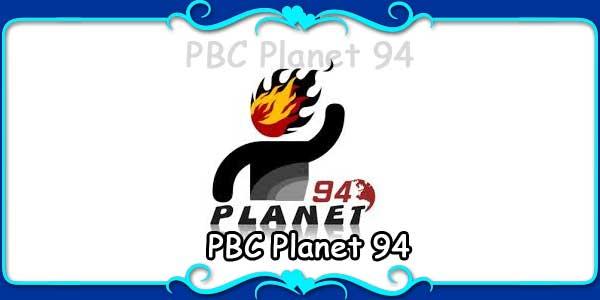 PBC Planet 94