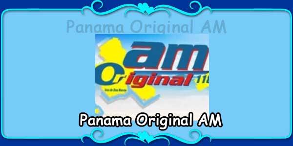 Panama Original AM
