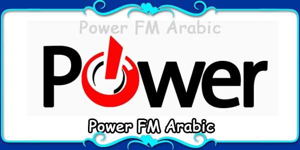 Power FM Arabic