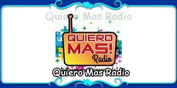 Quiero Mas Radio