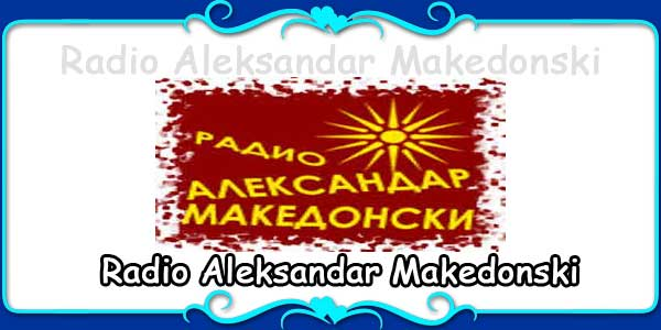 Radio Aleksandar Makedonski