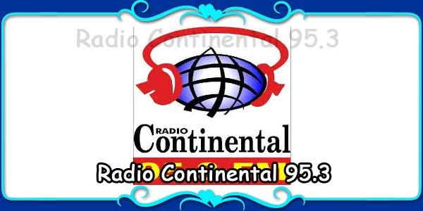 Radio Continental 95.3