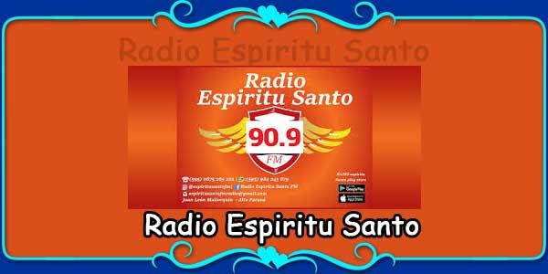 Radio Espiritu Santo