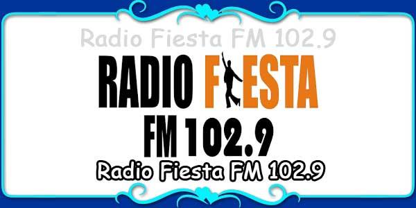 Radio Fiesta FM 102.9
