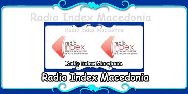 Radio Index Macedonia