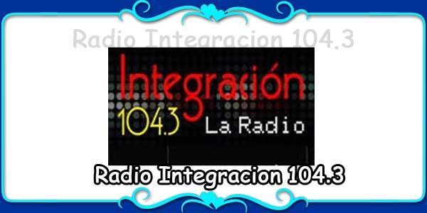 Radio Integracion 104.3