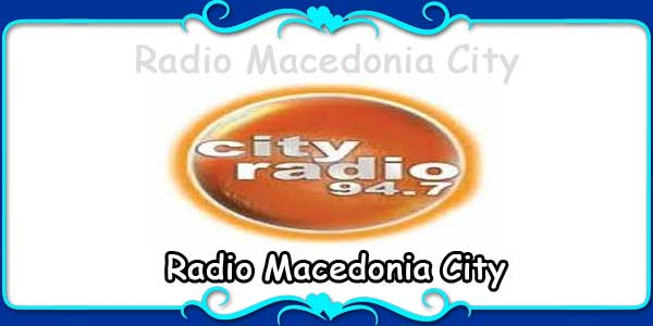 Radio Macedonia City