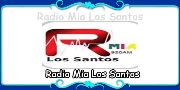 Radio Mia Los Santos