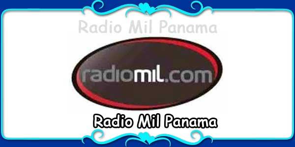 Radio Mil Panama