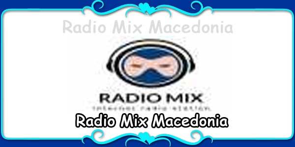 Radio Mix Macedonia