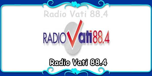 Radio Vati 88.4