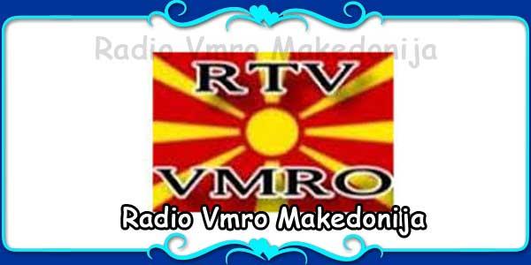 Radio Vmro Makedonija