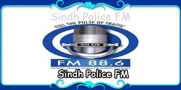 Sindh Police FM