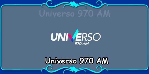 Universo 970 AM