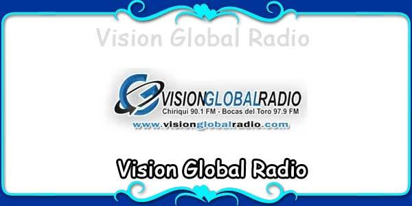 Vision Global Radio