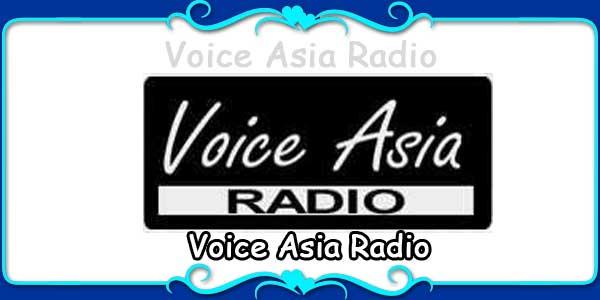 Voice Asia Radio