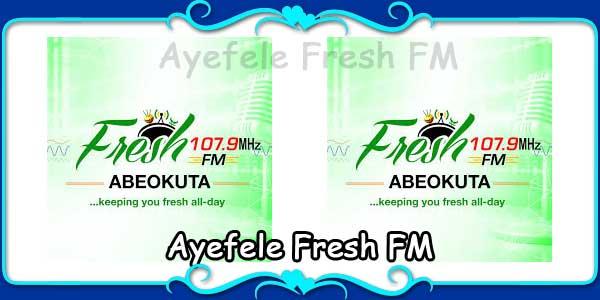Ayefele Fresh FM