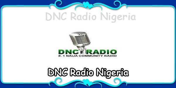DNC Radio Nigeria