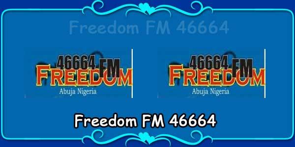 Freedom FM 46664