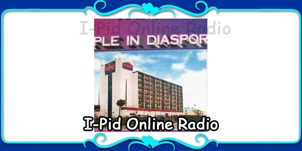 I-Pid Online Radio