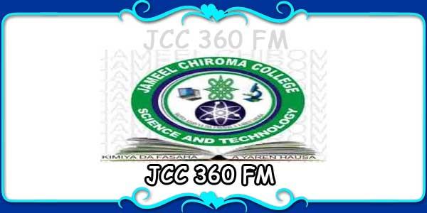 JCC 360 FM