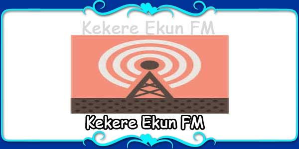 Kekere Ekun FM