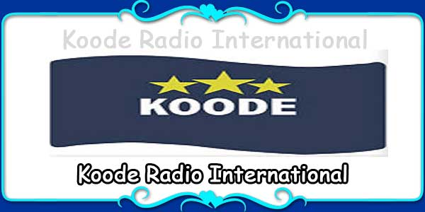 Koode Radio International