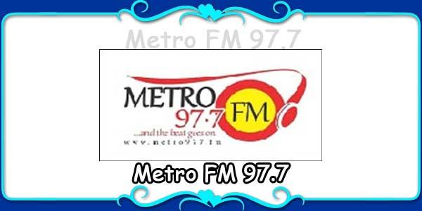 Metro FM 97.7