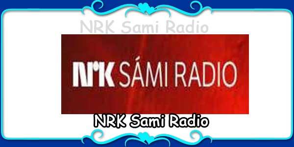 NRK Sami Radio