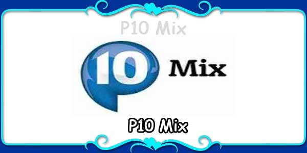 P10 Mix