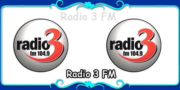 Radio 3 FM
