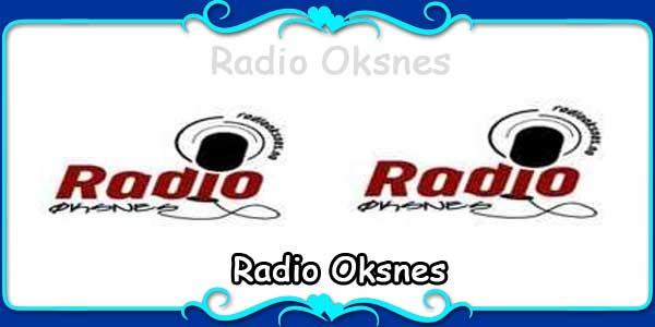 Radio Oksnes