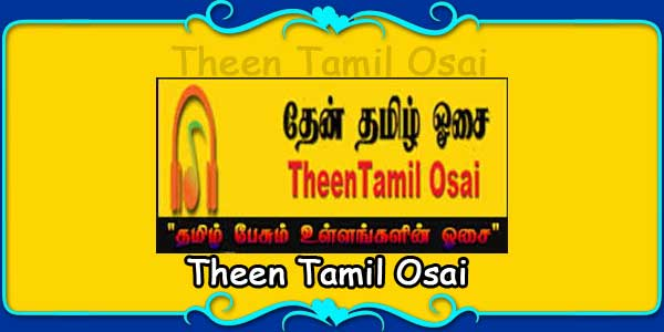 Theen Tamil Osai
