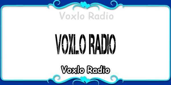 Voxlo Radio