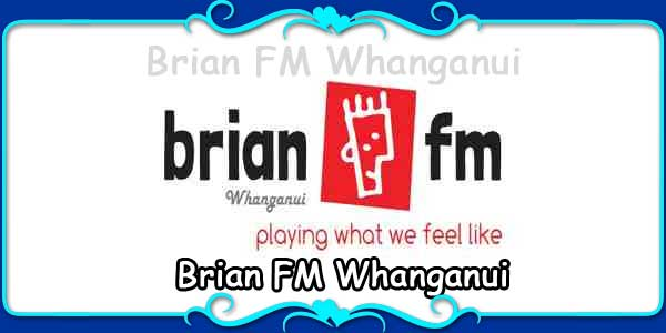 Brian FM Whanganui