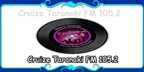 Cruize Taranaki FM 105.2