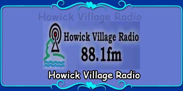 Howick Village Radio