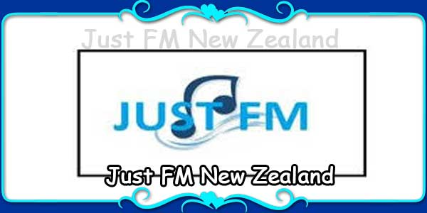 Just FM New Zealand