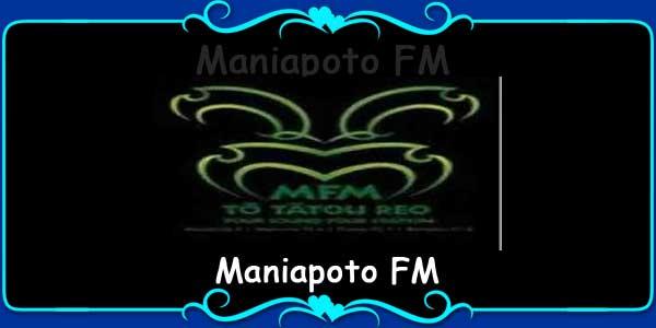 Maniapoto FM