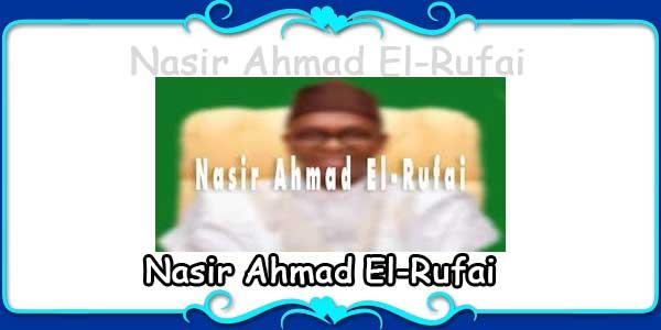 Nasir Ahmad El-Rufai