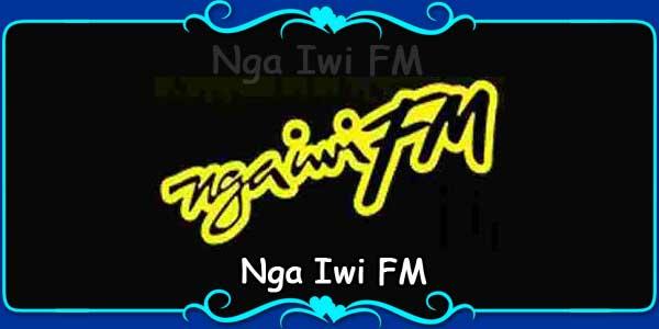 Nga Iwi FM
