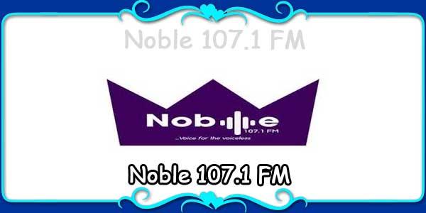 Noble 107.1 FM