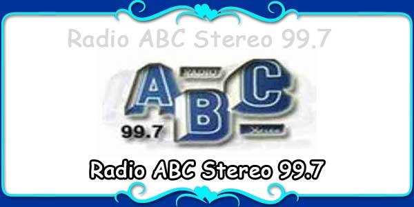 Radio ABC Stereo 99.7