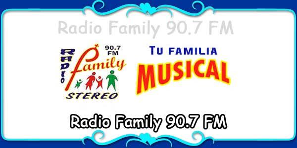 Radio Family 90.7 FM